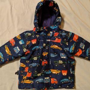Toddler boys winter jacket